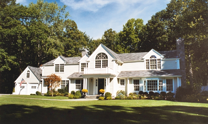 Mount Kisco renovation architect Peter Kurth